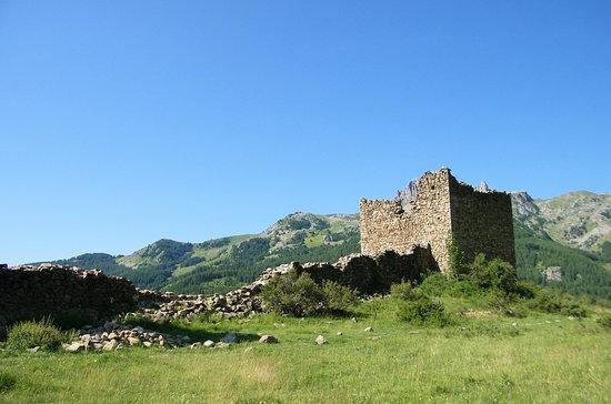 Fort de Réallon depuis les Gourniers