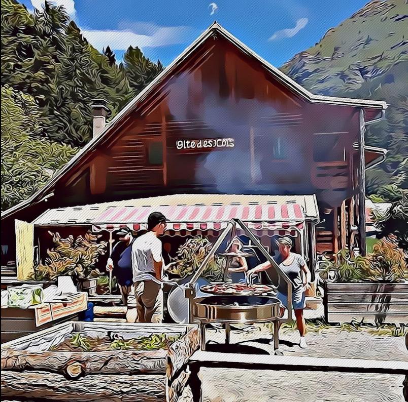 activité barbecue a reallon